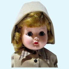 Vintage Nancy Ann Debbie Doll, All Original