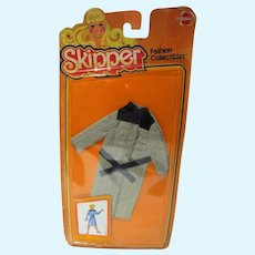 MOC Mattel Skipper Outfit, 1980, Mattel