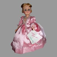 Madame Alexander Princess Doll #1537 Classics Series