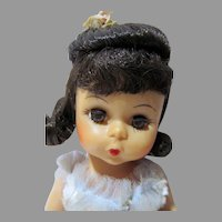Charming 8 Inch Madame Alexander Ballerina, 1980's
