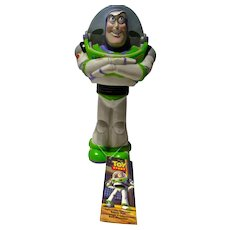 Toy  Story Buzz Lightyear Soakie Figure