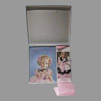 """Mad. Alexander Ltd Ed. American Legend Book w/10"""" Doll NRFB"""