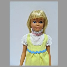 Vintage Mattel Malibu Skipper in Best Buy Fashion, 1971