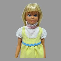 Vintage Mattel Malibu Skipper in Best Buy Fashion, 1971