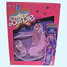 Mattel NRFB Super Star Barbie Fashion, Model of The Year, 1988