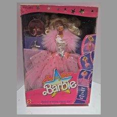 Mattel NRFB SUper Star Barbie, 1988