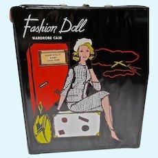 Mint 1960's Fashion Doll (Clone) Vinyl Case, Unusual