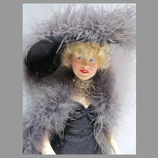 Effanbee Mae West Doll, 1982, Legend Series