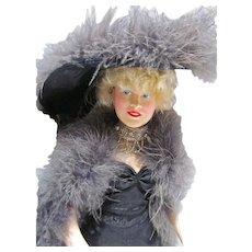 Effanbee Mae West Doll, 1982, Legend Series