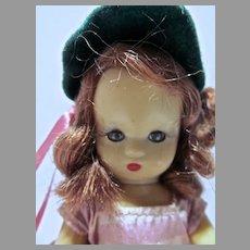 Nancy Ann Storybook Doll w/Sleep Eyes, 1950
