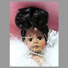 Madame Alexander Billie Holiday Doll w/Box, 1997
