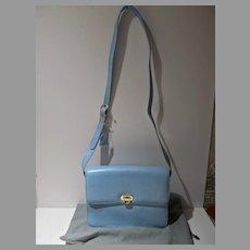 Muska, Milano, Leather Bag Circa 1990's