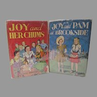 Vintage Dorothy Whitehill Girls Series Books, 1928-29