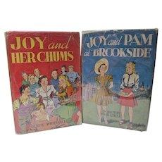 Vintage Dorothy Whitehill Girls Series Books, 1928-29