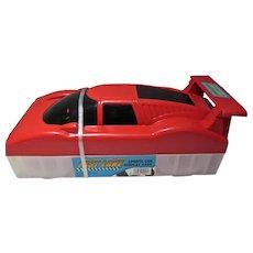Fast Lane Sports Car Display Case, 1990