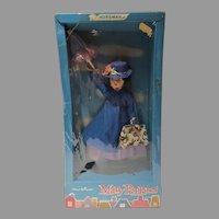 Vintage Horseman Mary Poppins Doll, NRFB, 1964