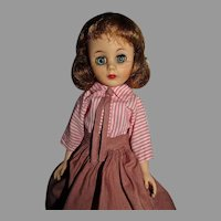 Lovely American Character 14 Inch Toni Doll, 1958