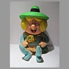 Mattel Talking Mother Goose Doll, 1970