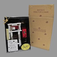 NRFB Aston Drake Madra's Director's Chair