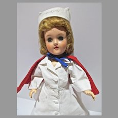 Ideal  Miss Curity Doll, 1953, All Original