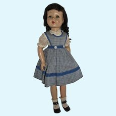 "Effanbee 18"" HP Honey Walker Doll, 1952-3"