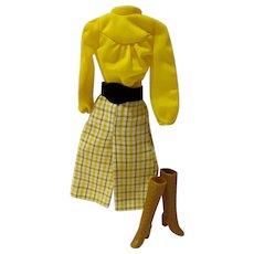 Vintage Mattel Barbie Best Fashion #9572, 1976
