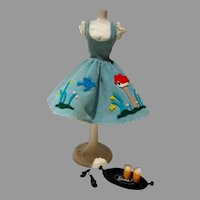 Vintage Mattel Barbie Outfit, Friday Night Date, 1960