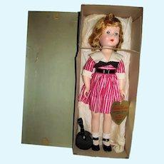 MIB 1954 Effanbee Honey Walker Doll, Beautiful!