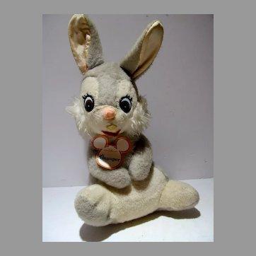 Vintage Disney Thumper 16 Inch Plush Figure
