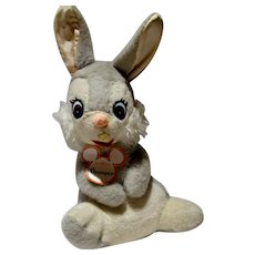 Vintage Disney Thumper 16 Inch Plush Figure