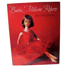 Barbie Millicent Roberts An Original, Coffee Table Book, David Levinthal Photo's, 1998
