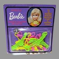 MIP Barbie Hangers, Mattel, 1968