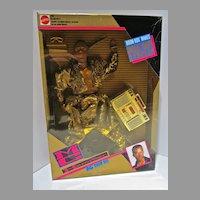 MC Hammer & Boom Box, Sealed, Mattel, 1991