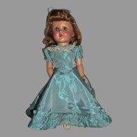 1952 Horseman 15 Inch Bright Star Doll  w/ Original Gown