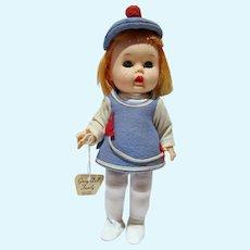 Vintage Vogue Li'l Imp Doll, 1960, Brikette's Little Sister