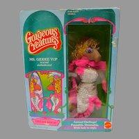 Vintage NRFB Mattel Gorgeous Creatures, Ms.Giddee Yup, 1979