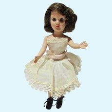 "Mint Richwood Toys 8"" Sandra Sue Doll, All Original, 1956"