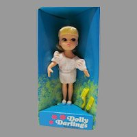"Rare NRFB Dolly Darlings ""Boy Trap"" Doll/Palitoy/Hasbro, 1967"