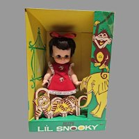 Lil Snooky Doll, NRFB, 1960, Jolly Toys, Adorable
