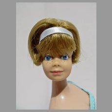 Vintage Mattel 1965 Bend Leg Midge Doll, Blond