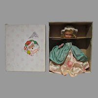 MIB Bisque Nancy Ann Storybook Doll, Colonial Dame #56, 1940's