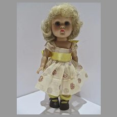 Vintage Vogue MLW Ginny Doll, 1956