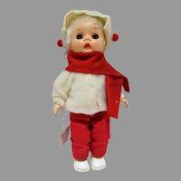 Vogue 1961 Littlest Angel Doll, All Orig.w/Wrist Tag