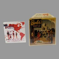Miniature Barbie View Master Around The World Trip by Rebecca's Miniatures, 1990's