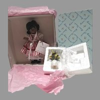 MIB Madame Alexander-kin Get Well Doll, African American, 1998