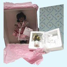 MIB Madame Alexander-kin Get Well Doll, African American, 1998