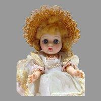 "Cosmopolitan 8"" Ginger Doll, All Original, 1955"