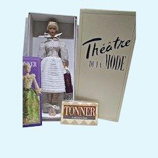 Robert Tonner Purely Platinum Theatre De La Mode Tyler Wentworth Doll, NRFB