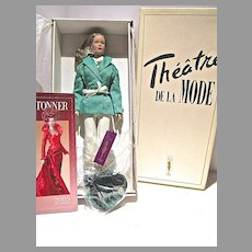 Robert Tonner Theatre de la Mode Ensemble Sport Tyler Wentworth Doll NRFB