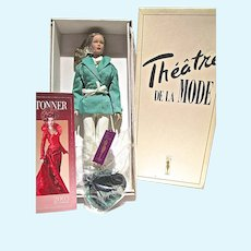Robert Tonner Theatre de la Mode Ensemble Sport Tyler Wentworth Doll NRFB